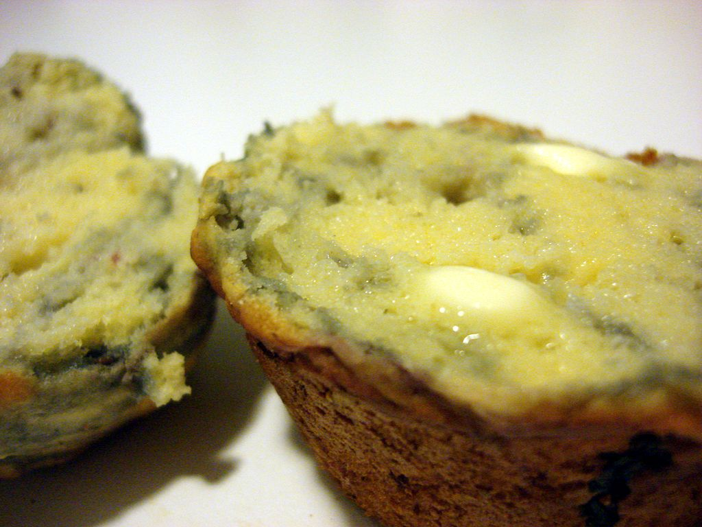 Cum Buttered Muffin By Editor at Large - Own work, CC BY-SA 2.5, https://commons.wikimedia.org/w/index.php?curid=1745791